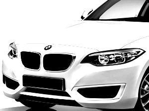 Dragkrok till BMW