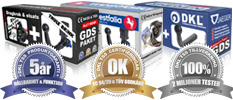 GDS-paket med garanti