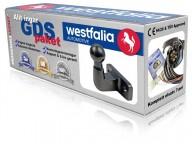 Fast dragkrok 2-bult - Westfalia-Monoflex
