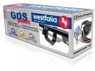 Fast dragkrok svetsad - Westfalia-Monoflex