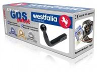 Fast dragkrok svanhals - Westfalia-Monoflex