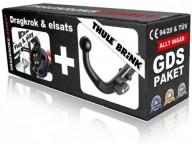 Avtagbar dragkrok - Thule-Brink