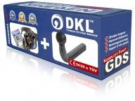 Fast dragkrok 2-bult - DKL