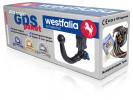Avtagbar dragkrok vertikal ACS - Westfalia-Monoflex