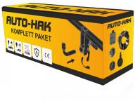 Avtagbar dragkrok horisontell - Auto-Hak
