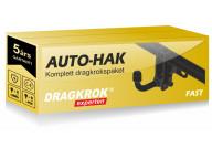 Fast dragkrok svanhals - Auto-Hak