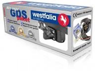 Fast dragkrok 4-bult - Westfalia-Monoflex
