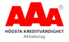 AAA rating Soliditet Bisnode